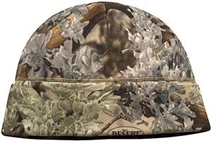 Richardson Microfleece Camo Cuffed Beanie