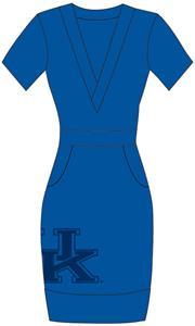 Emerson Street Kentucky Womens Cozy Dress