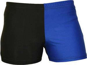 Gem Gear 4 Panel Royal Compression Shorts