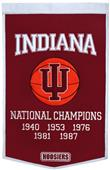Winning Streak NCAA University of Indiana Banner