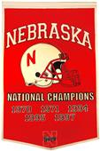 Winning Streak NCAA University of Nebraska Banner