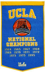 Winning Streak NCAA UCLA Dynasty Banner
