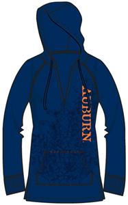 Emerson Street Auburn Womens Cozy Pullover Hoody