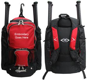 Diamond BPACK-iX3 Baseball/Softball Backpacks