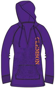 Emerson Street Clemson Womens Cozy Pullover Hoody
