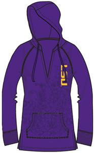 Emerson Street LSU Womens Cozy Pullover Hoody