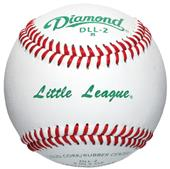Diamond DLL-2 Little League Competition Baseballs