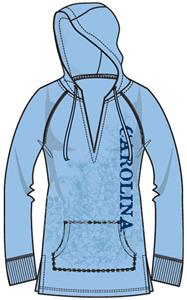 North Carolina UNC Womens Cozy Pullover Hoody