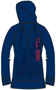 Emerson Street Ole Miss Womens Cozy Pullover Hoody