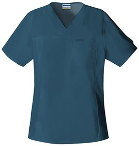 Skechers Unisex V-Neck Scrub Top