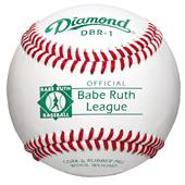 Diamond DBR-1 Babe Ruth Competition Baseballs