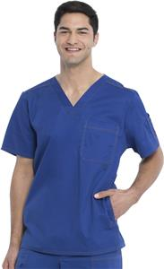 Dickies Men's GenFlex Youtility Scrub Tops
