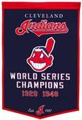 Winning Streak MLB Cleveland Indians Banner