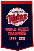 Winning Streak MLB Minnesota Twins Dynaster Banner
