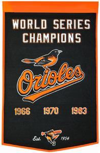 Winning Streak MLB Baltimore Orioles Banner