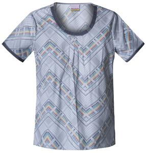 Skechers Women's U-Neck Scrub Top