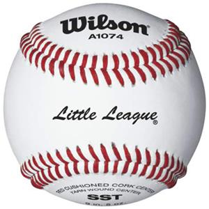 Wilson Little League Tournament Play Baseballs 1DZ