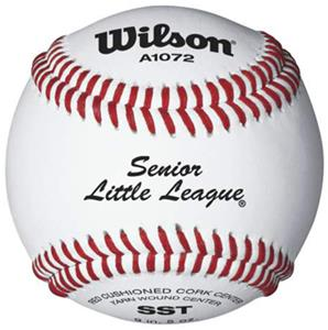 Wilson Sr Little League Tournament Baseballs 1 DZ