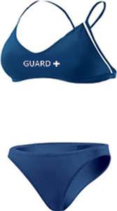 Adoretex Women Lifeguard Polyester Bikini Swimsuit