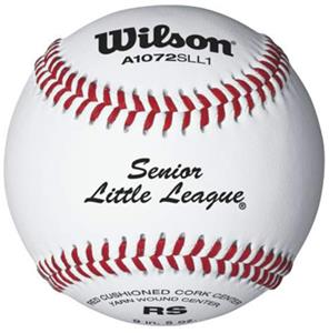 Wilson Senior Little League Baseballs 1DZ