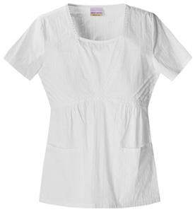Skechers Women's V-Neck Scrub Top