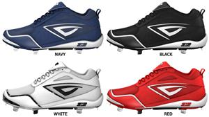 3N2 Rally PM Men's Baseball Cleats 8 Spike