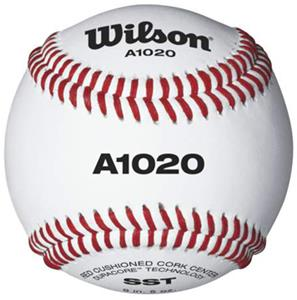 Grade C Full Grain Leather Baseballs (1 Dozen)
