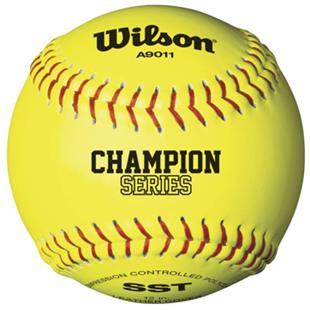 Wilson Champion Series A9011 Fastpitch Softball DZ