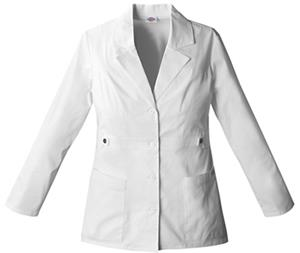 Dickies Women's Youtility Scrub Lab Coats