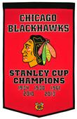 Winning Streak NHL Chicago Blackhawks Banner