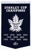 Winning Streak NHL Toronto Maple Leafs Banner