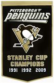 Winning Streak NHL Pittsburgh Penguins Banner