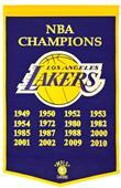 Winning Streak NBA Los Angeles Lakers Banner