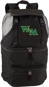 Picnic Time William & Mary College Zuma Backpack