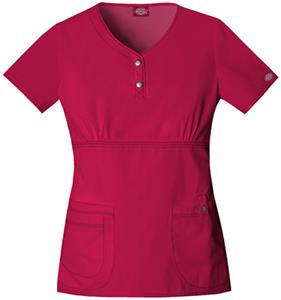 Dickies Women&#39;s GenFlex Multi Pocket Scrub Tops