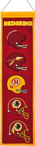 Winning Streak NFL Washinginton Redskins Banner