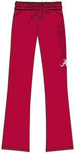 Emerson Street Alabama Univ Womens Cozy Pants