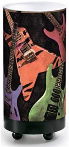 Illumalite Designs Guitars Table Lamp