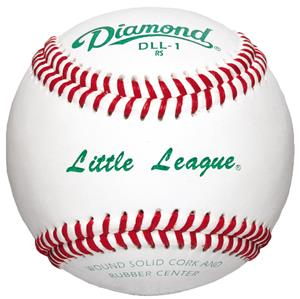 Diamond DLL-1 Little League Competition Baseballs