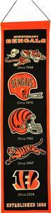 Winning Streak NFL Cincinnati Bengals Banner