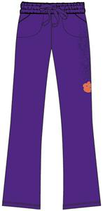Emerson Street Clemson Tigers Womens Cozy Pants