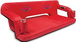 Picnic Time University of Arkansas Reflex Couch