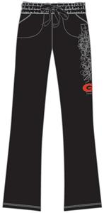 Emerson Street Georgia Bulldogs Womens Cozy Pants