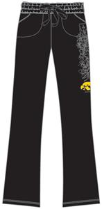 Emerson Street Iowa Hawkeyes Womens Cozy Pants