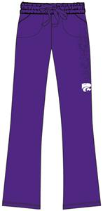 Emerson Street Kansas State Womens Cozy Pants