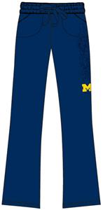 Emerson Street Michigan Womens Cozy Pants