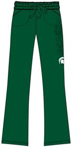 Emerson Street Michigan State Womens Cozy Pants
