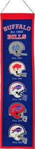 Winning Streak NFL Buffalo Bills Heritage Banner
