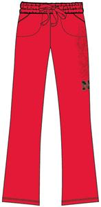 Emerson Street Nebraska Womens Cozy Pants