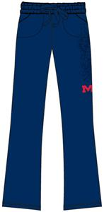 Emerson Street Ole Miss Rebels Womens Cozy Pants